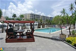 Photo of 15 ISLE OF VENICE DR #7, Fort Lauderdale, FL 33301 (MLS # F10175968)