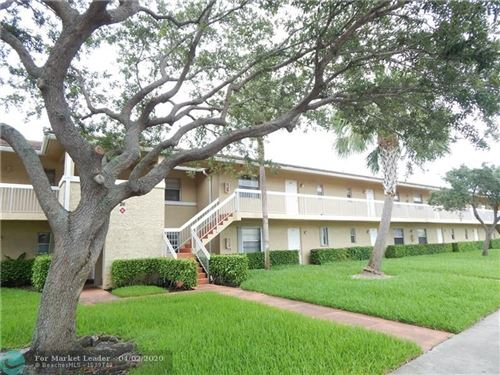 Photo of 9923 Twin Lakes Dr #26-K, Coral Springs, FL 33071 (MLS # F10223968)