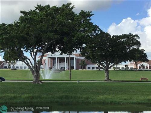Photo of 3156 Cambridge G #3156, Deerfield Beach, FL 33442 (MLS # F10300968)
