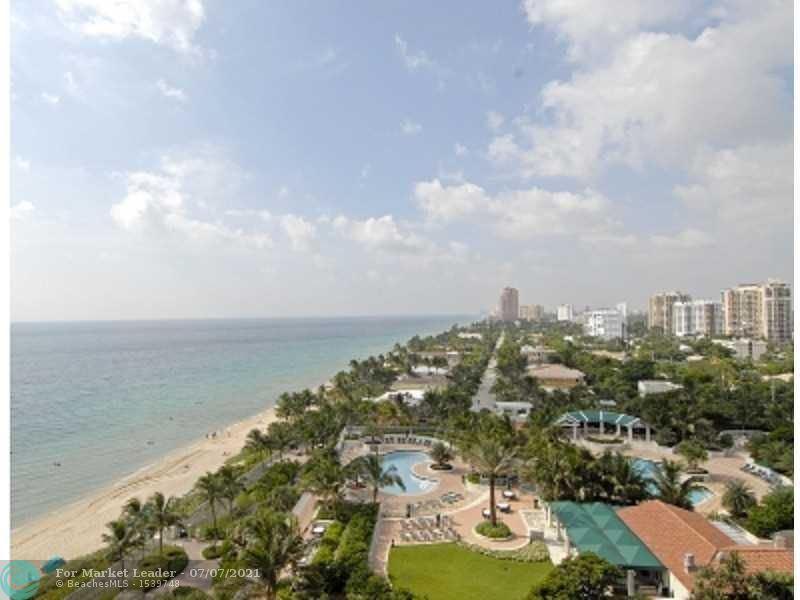 Photo of 3200 N Ocean Blvd #1106, Fort Lauderdale, FL 33308 (MLS # F10291968)
