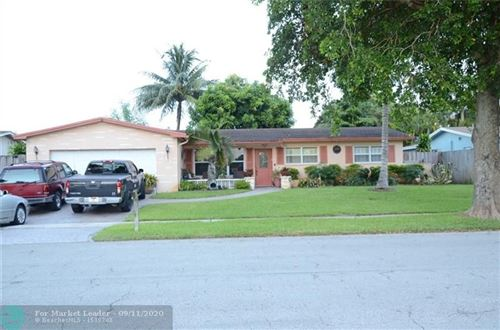 Photo of 741 NW 93, Pembroke Pines, FL 33024 (MLS # F10244970)