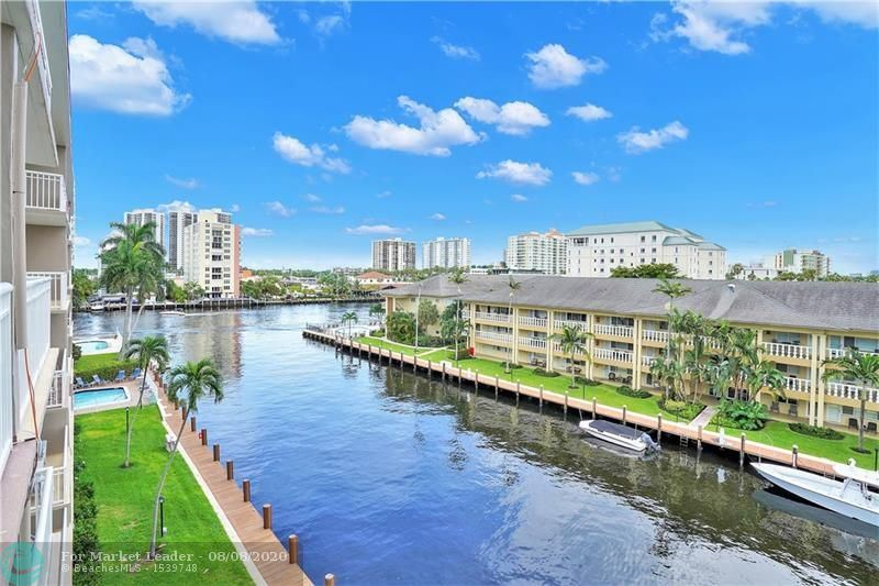 Photo of 2880 NE 33rd Ct #406, Fort Lauderdale, FL 33306 (MLS # F10216970)