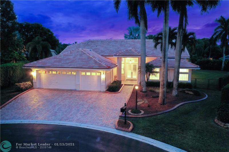 6524 NW 98th Dr, Parkland, FL 33076 - #: F10265971