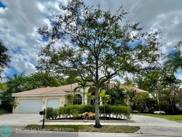 1503 Island Way, Weston, FL 33326 - #: F10284971