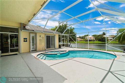 Foto de inmueble con direccion 6413 Mallards Ln Coconut Creek FL 33073 con MLS F10244972