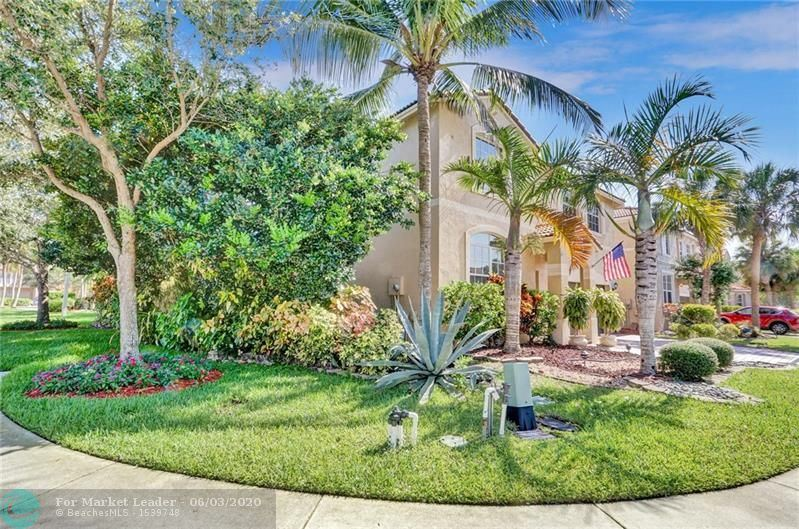 Photo of 12620 NW 8th Ct, Coral Springs, FL 33071 (MLS # F10231972)