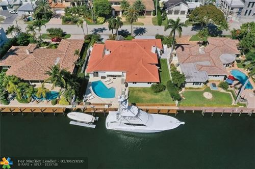 Photo of 34 Pelican Dr, Fort Lauderdale, FL 33301 (MLS # F10207973)