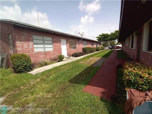 Photo of 85* NW 8th St, Hallandale Beach, FL 33009 (MLS # F10301973)
