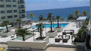 Photo of 3400 Galt Ocean Dr #307S, Fort Lauderdale, FL 33308 (MLS # F10124974)