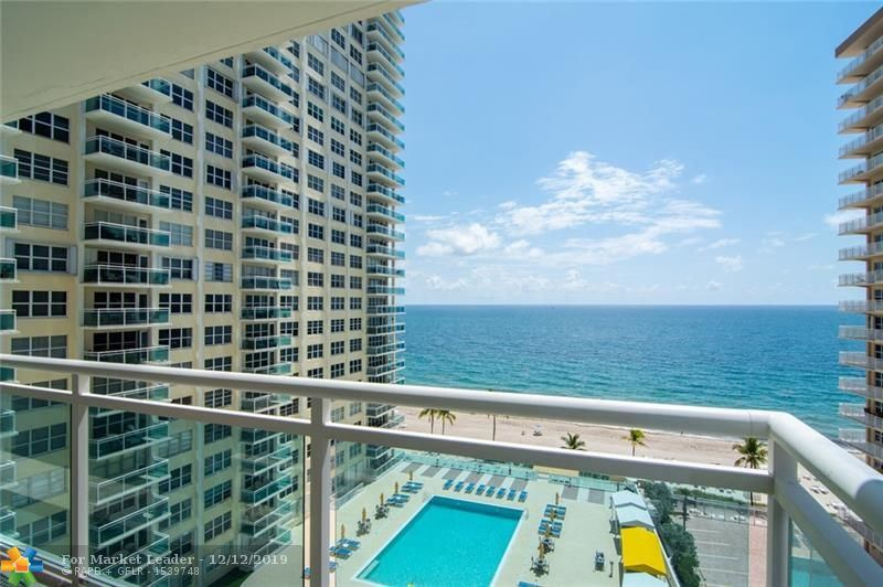 Photo of 3900 Galt Ocean Dr #907, Fort Lauderdale, FL 33308 (MLS # F10206974)