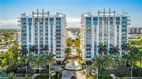 Photo of 2821 N Ocean Blvd #901S, Fort Lauderdale, FL 33308 (MLS # F10260975)