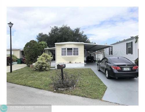 Photo of 8621 SW 22nd Ct, Davie, FL 33324 (MLS # F10300975)