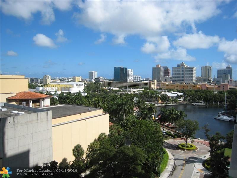 Photo of 610 W LAS OLAS BL #1014N, Fort Lauderdale, FL 33312 (MLS # F10192975)