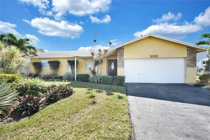 Photo of 5322 NW 29th Ct, Margate, FL 33063 (MLS # F10269976)