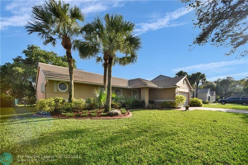9226 NW 44th Ct, Coral Springs, FL 33065 - #: F10294976