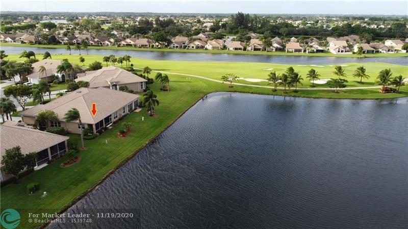 6883 Cairnwell Dr, Boynton Beach, FL 33472 - #: F10250977