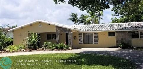 Photo of Listing MLS f10241978 in 501 SW 18 Street Pompano Beach FL 33060