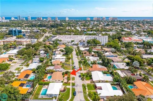Photo of 2211 NE 61st Ct, Fort Lauderdale, FL 33308 (MLS # F10305979)