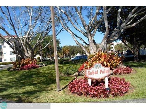 Photo of 1830 SABAL PALM DR. #306, Davie, FL 33324 (MLS # F10231980)