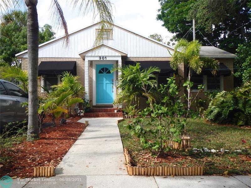 301 SE 19th St, Fort Lauderdale, FL 33316 - #: F10286980