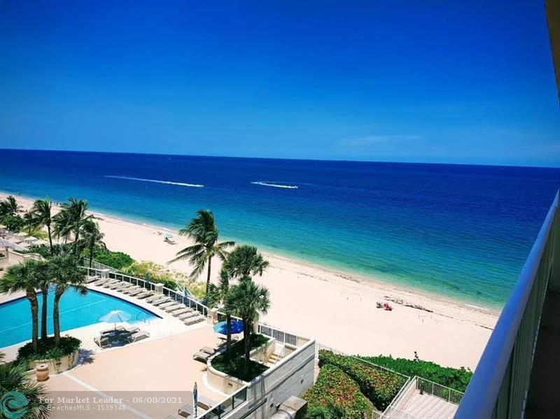 Photo of 4100 Galt Ocean Dr #611, Fort Lauderdale, FL 33308 (MLS # F10287980)