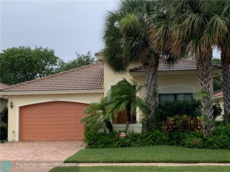 6939 Fabiano Cir, Boynton Beach, FL 33437 - MLS#: F10244981