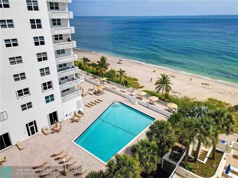 Photo of 4250 Galt Ocean Dr #1J, Fort Lauderdale, FL 33308 (MLS # F10303981)