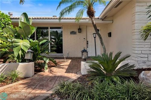 Photo of 1601 NE 60th St, Fort Lauderdale, FL 33334 (MLS # F10259982)