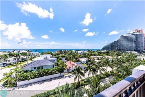 Photo of 2409 N Ocean Blvd #625, Fort Lauderdale, FL 33305 (MLS # F10296982)