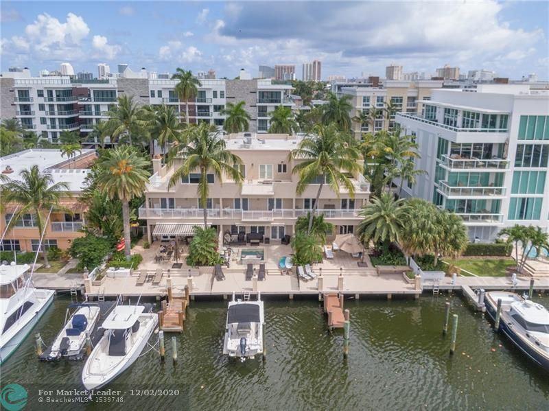 Photo of 57 Hendricks Isle, Fort Lauderdale, FL 33301 (MLS # F10249982)
