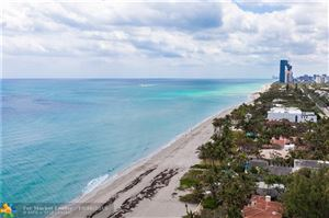 Photo of 3180 S Ocean Dr #1709, Hallandale, FL 33009 (MLS # F10119983)