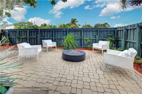 Photo of Listing MLS f10232983 in 4532 N ANDREWS AVE Oakland Park FL 33309