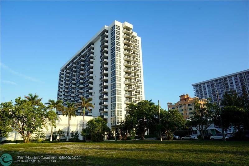 525 N Ocean Blvd #614, Pompano Beach, FL 33062 - #: F10271983