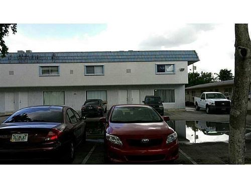 Photo of 7841 JOHNSON ST #114, Pembroke Pines, FL 33024 (MLS # F10269984)