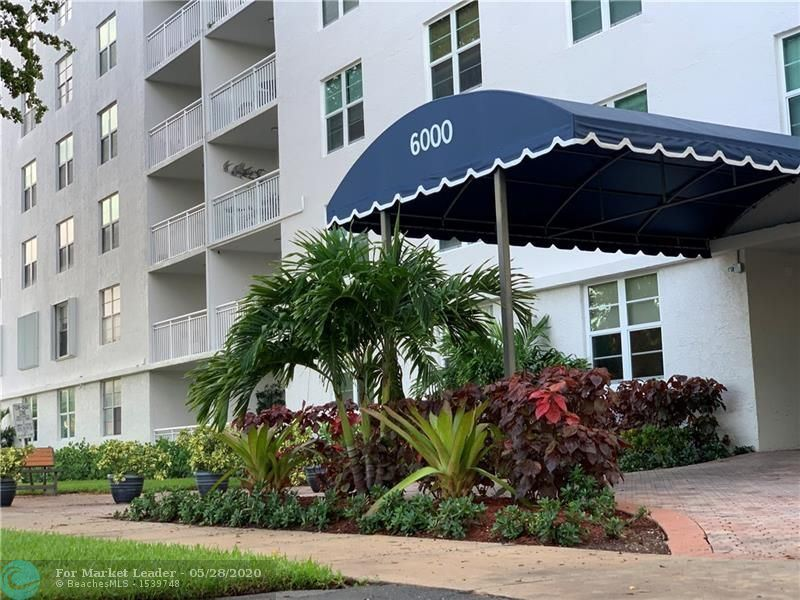 Photo of 6000 NE 22nd Way #7H, Fort Lauderdale, FL 33308 (MLS # F10230984)