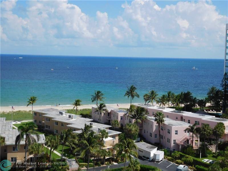 1401 S Ocean Blvd #1108, Pompano Beach, FL 33062 - MLS#: F10250984