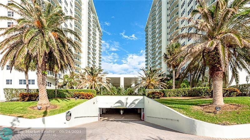 Photo of 3400 Galt Ocean Dr #1603S, Fort Lauderdale, FL 33308 (MLS # F10301984)