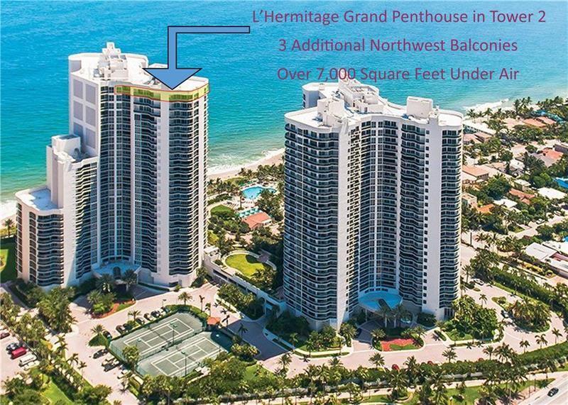 Photo of 3200 N Ocean Blvd #PH2908, Fort Lauderdale, FL 33308 (MLS # F10264985)