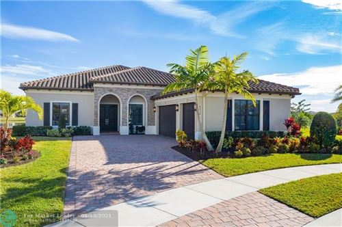 Photo of 8650 Waterview Ter, Parkland, FL 33076 (MLS # F10265986)