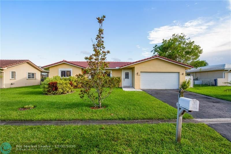 11040 NW 45th St, Coral Springs, FL 33065 - #: F10238986