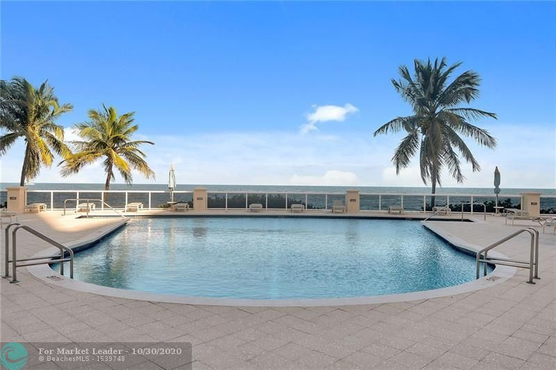 Photo of 4240 Galt Ocean Drive #901, Fort Lauderdale, FL 33308 (MLS # F10255986)