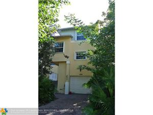 Photo of 1228 W Las Olas Blvd, Fort Lauderdale, FL 33312 (MLS # F10112987)