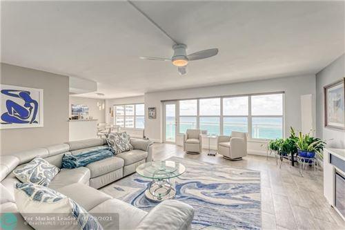 Photo of 3900 Galt Ocean Drive #1210, Fort Lauderdale, FL 33308 (MLS # F10286987)