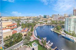 Photo of 600 W Las Olas Blvd #1805S, Fort Lauderdale, FL 33312 (MLS # F10165988)
