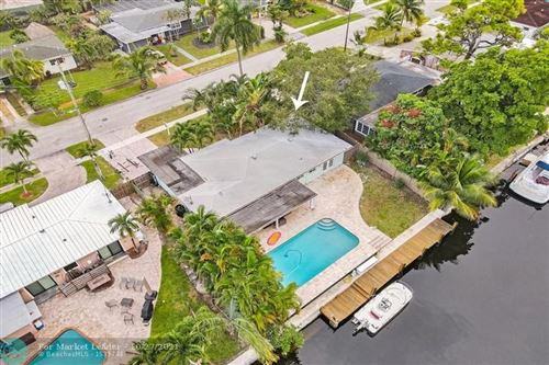 Photo of 1701 SW 22nd Ave, Fort Lauderdale, FL 33312 (MLS # F10305988)