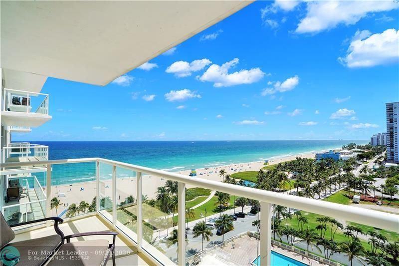 Photo of 111 N Pompano Beach Blvd #1406, Pompano Beach, FL 33062 (MLS # F10249988)