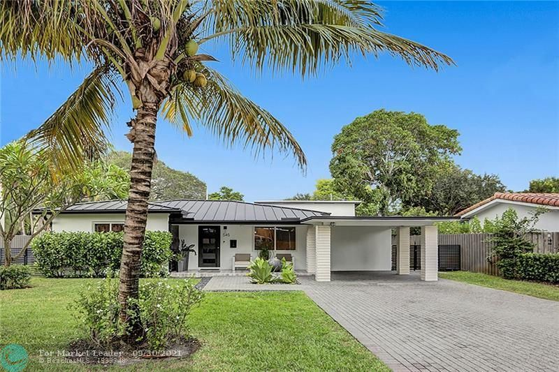 Photo of 545 NE 13th Ave, Fort Lauderdale, FL 33301 (MLS # F10301988)