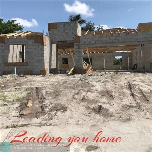 Tiny photo for 2802 Washington Dr, Fort Lauderdale, FL 33311 (MLS # F10221989)