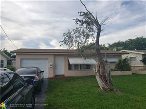 Photo of 6861 NW 28th St, Sunrise, FL 33313 (MLS # F10184990)