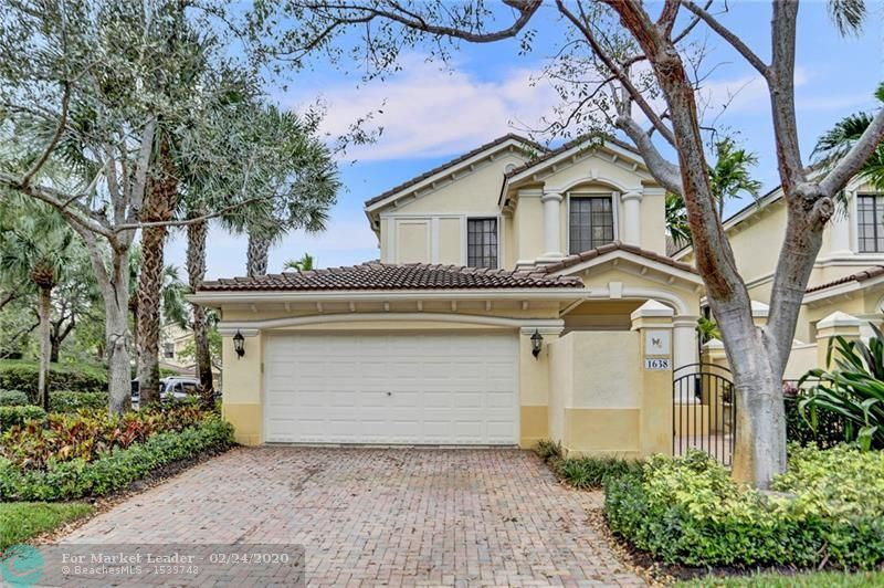 1638 Passion Vine Cir #31-3, Weston, FL 33326 - #: F10217990